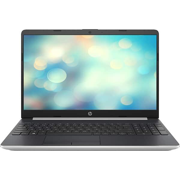 """Laptop HP 15s-fq1009nq, Intel Core i5-1035G1 pana la 3.6GHz, 15.6"""" Full HD, 8GB, SSD 256GB, Intel UHD Graphics, Free Dos, argintiu"""