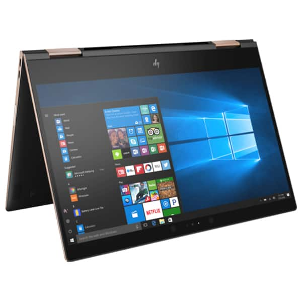 "Laptop HP Spectre x360 13-ae005nn, Intel® Core™ i7-8550U pana la 4.0GHz, 13.3"" Full HD Touch, 16GB, SSD 512GB, Intel® UHD Graphics 620, Windows 10 Home"