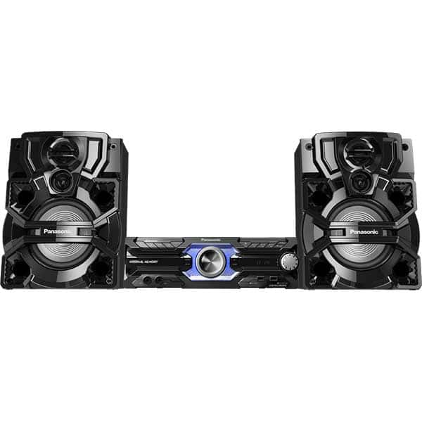 Sistem audio PANASONIC SC-AKX710E-K, 2000W RMS, Bluetooth, USB, CD, Radio FM, negru