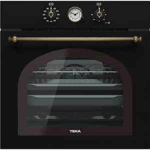 Cuptor incorporabil TEKA HRB 6300 AT, Electric, Autocuratare hidrolitica, 70 l, Clasa A, antracit
