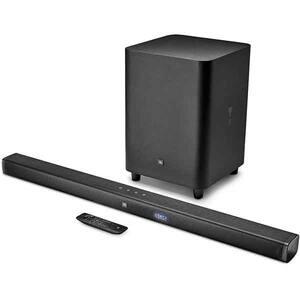 Soundbar JBL Bar 3.1, 450W, Bluetooth, Subwoofer Wireless, 4K Ultra HD, negru