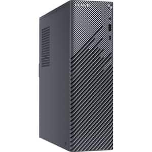 Sistem Desktop PC HUAWEI MateStation S, AMD Ryzen 5 4600G pana la 4.2GHz, 8GB, SSD 256GB, AMD Radeon Graphics, Windows 10 Home