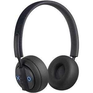 Casti JAM Out There HX-HP303BK, MLJ0045, Bluetooth, On-Ear, Microfon, Noise Cancelling, negru