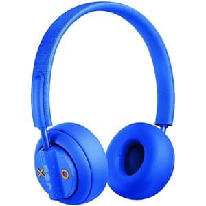 Casti JAM Out There HX-HP303BL, MLJ0019, Bluetooth, On-Ear, Microfon, Noise Cancelling, albastru