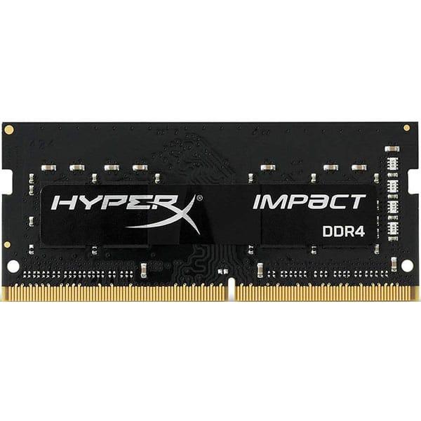 Memorie laptop KINGSTON HyperX Impact, 8GB DDR4, 2400Mhz, CL14, HX424S14IB2/8
