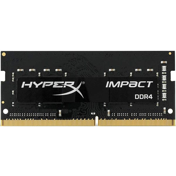 Memorie laptop KINGSTON HyperX Impact, 8GB DDR4, 3200Mhz, CL20, HX432S20IB2/8