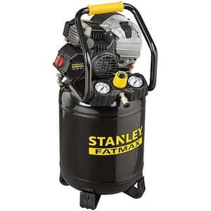 Compresor aer STANLEY FatMax HY 227/10/24V, Electric, cu ulei, 24 litri, 2 CP, 10 Bar