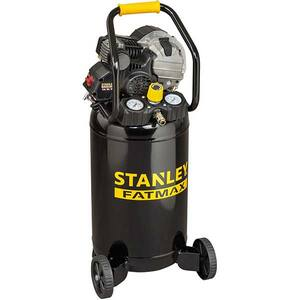 Compresor aer STANLEY FatMax HY 227/10/30V, Electric, cu ulei, 30 litri, 2 CP, 10 Bar