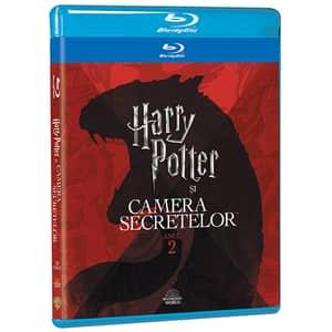 Harry Potter si Camera Secretelor Blu-ray Editie Iconica