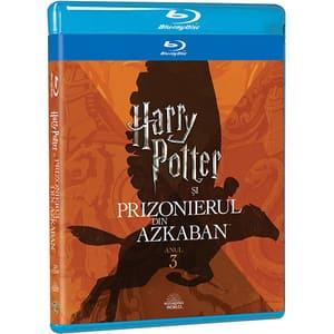 Harry Potter si Prizonierul din Azkaban Blu-ray Editie Iconica