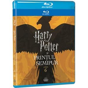 Harry Potter si Printul semipur Blu-ray Editie Iconica