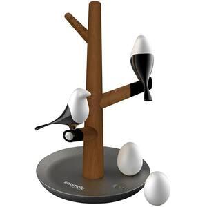 Lampa de birou LED PROMATE HOMETREE-2, Touch, maro