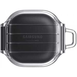 Husa Water Resistant Cover pentru SAMSUNG Galaxy Buds Pro, EF-PR190CBEGWW, negru