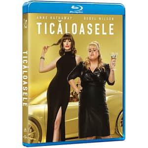 Ticaloasele Blu-ray