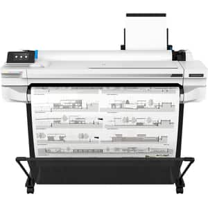 Plotter HP DesignJet T525 36 inch, A1, USB, Retea, Wi-Fi
