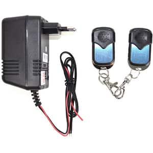 Alimentator yale electromagnetice SILVERCLOUD AP101, 2 telecomenzi