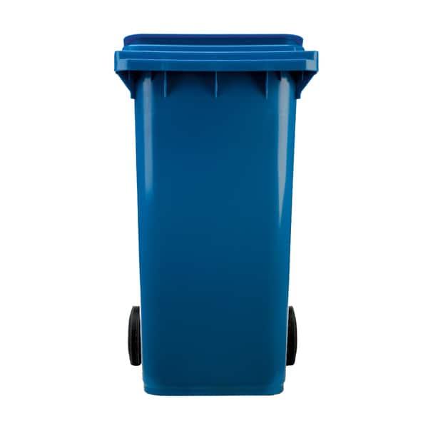 Europubela PLASTOR, colectare selectiva, 120 L, albastru