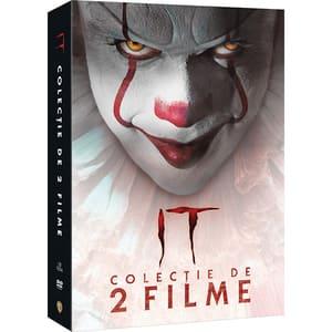 It: Colectie de 2 Filme DVD