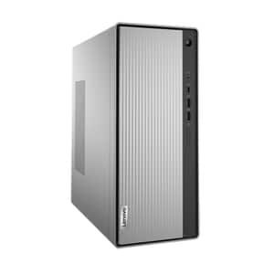 Sistem Desktop LENOVO IdeaCentre 5 14IMB05, Intel Core i5-10400 pana la 4.3GHz, 8GB, SSD 256GB, Intel UHD Graphics 630, Free DOS