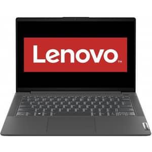 "Laptop LENOVO IdeaPad 5 14ARE05, AMD Ryzen 7-4700U pana la 4.1GHz, 14"" Full HD, 8GB, SSD 256GB, AMD Radeon Graphics, Free DOS, gri"