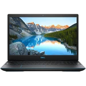 "Laptop Gaming DELL Inspiron 3500 G3, Intel Core i7-10750H pana la 5.0GHz, 15.6"" Full HD, 8GB, SSD 512GB, NVIDIA GeForce GTX 1650 4GB, Ubuntu, negru"