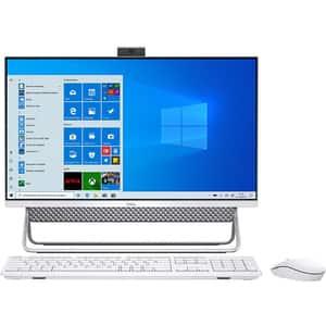 "Sistem PC All in One DELL Inspiron 7700, Intel Core i7-1165G7 pana la 4.7GHz, 27"" Full HD, 8GB, 1TB + SSD 512GB, Intel Iris Xe Graphics, Windows 10 Pro"