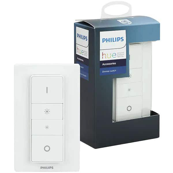 Intrerupator cu variator PHILIPS Hue, ZigBee Light Link, alb