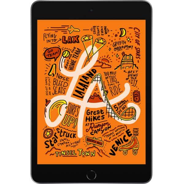 """Tableta APPLE iPad Mini 5, 7.9"""", 64GB, Wi-Fi + 4G, Space Gray"""