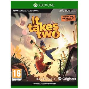 It Takes Two Xbox One