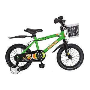 """Bicicleta de copii JUNIOR J1601A, 16"""", verde"""