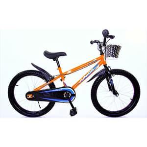 """Bicicleta de copii JUNIOR J2001A, 20"""", portocaliu"""