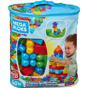 Joc constructie FISHER PRICE Mega Bloks MTDCH55, 1- 5 ani, 60 piese