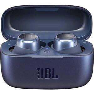 Casti JBL LIVE 300TWS, True wireless Bluetooth, In-ear, Microfon, albastru