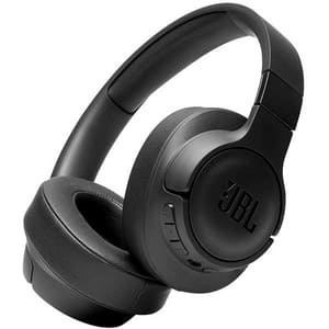 Casti JBL Tune 750BTNC, Bluetooth, Over-ear, Microfon, Noise Cancelling, negru