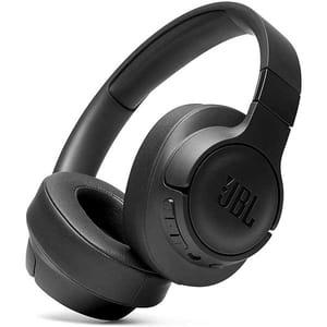 Casti JBL Tune 700BT, Bluetooth, Over-ear, Microfon, negru