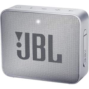 Boxa portabila JBL Go 2, Bluetooth, Waterproof, gri
