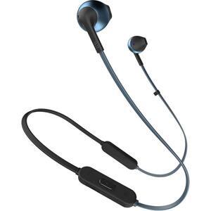 Casti JBL TUNE 205BT, Bluetooth, In-Ear, Microfon, albastru