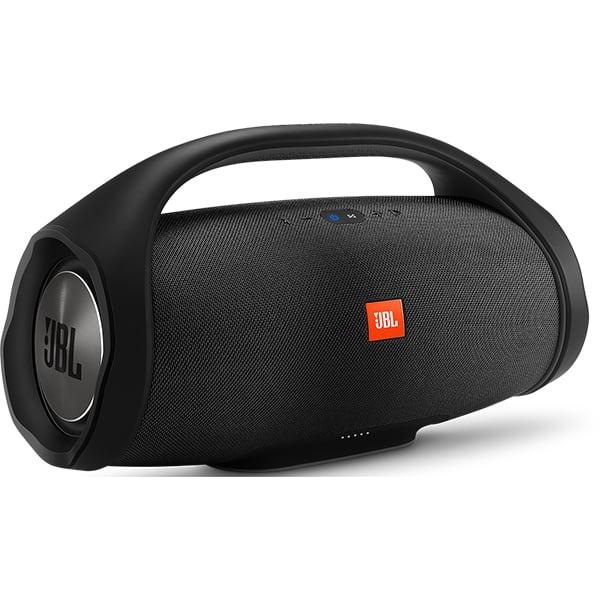 Boxa portabila JBL Boombox, Bluetooth, Powerbank, Waterproof, negru