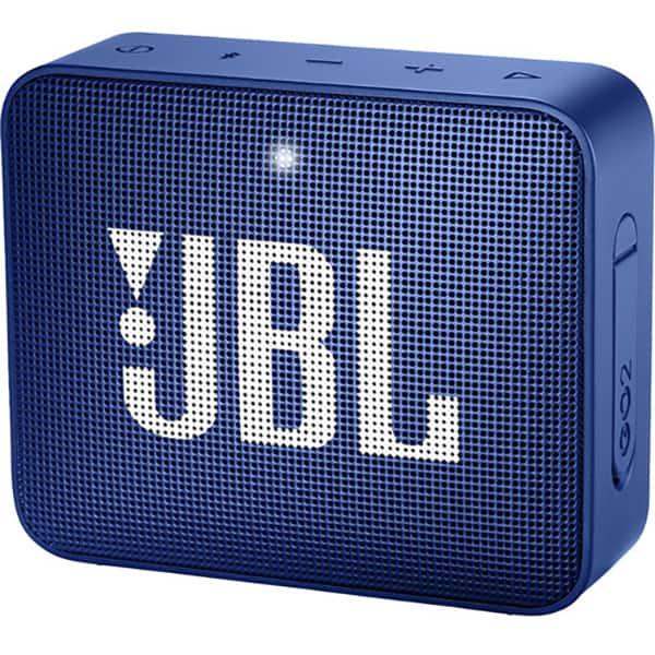 Boxa portabila JBL Go 2, Bluetooth, Waterproof, albastru