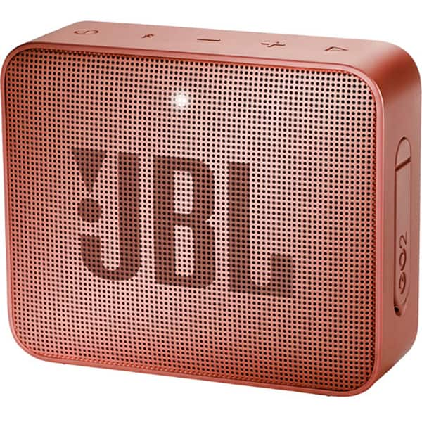 Boxa portabila JBL Go 2, Bluetooth, Waterproof, cinnamon