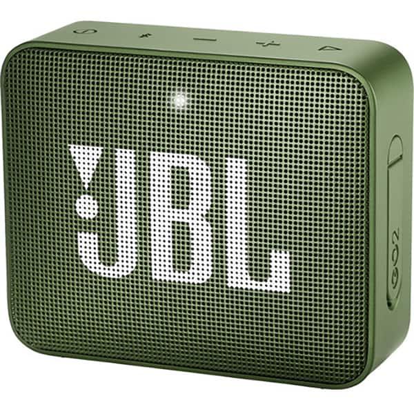 Boxa portabila JBL Go 2, Bluetooth, Waterproof, verde