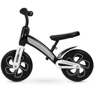 "Bicicleta copii QPLAY Impact 321QPIMP60, 10"", negru-gri"