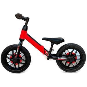"Bicicleta copii QPLAY Spark 321QPSPA20, 12"", rosu-negru"