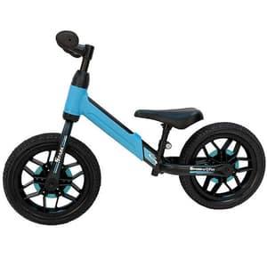 "Bicicleta copii QPLAY Spark 321QPSPA30, 12"", albastru-negru"