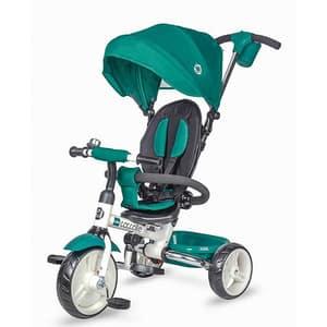 Tricicleta COCCOLLE Urbio 321010364, 12 luni+, verde-gri