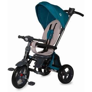 Tricicleta COCCOLLE Velo 339012580, 12 luni+, verde-gri