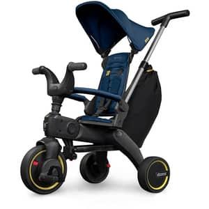 Tricicleta DOONA Liki Trike S3 SP530-99-034-041, 10 luni - 3 ani, albastru inchis