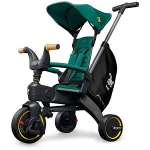 Tricicleta DOONA Liki Trike S5 SP550-99-032-041, 10 luni - 3 ani, verde