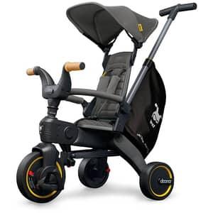 Tricicleta DOONA Liki Trike S5 SP550-99-030-041, 10 luni - 3 ani, gri inchis