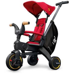 Tricicleta DOONA Liki Trike S5 SP550-99-031-041, 10 luni - 3 ani, rosu